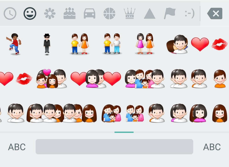 Emoji Issue Using Google Keyboard T Mobile Samsung Galaxy S7