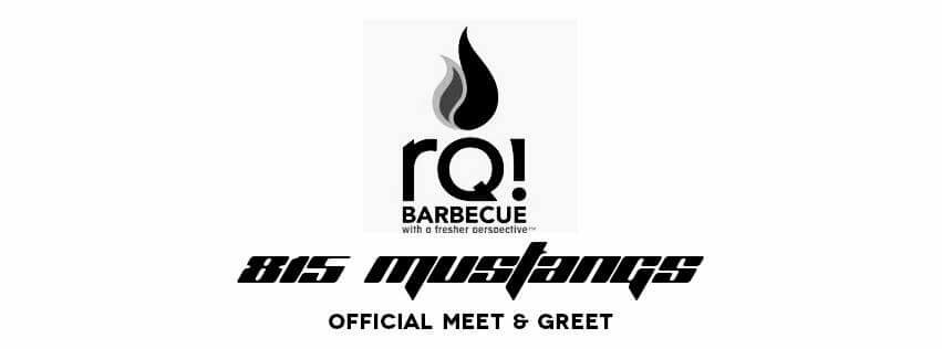 815 mustangs official meet and greet