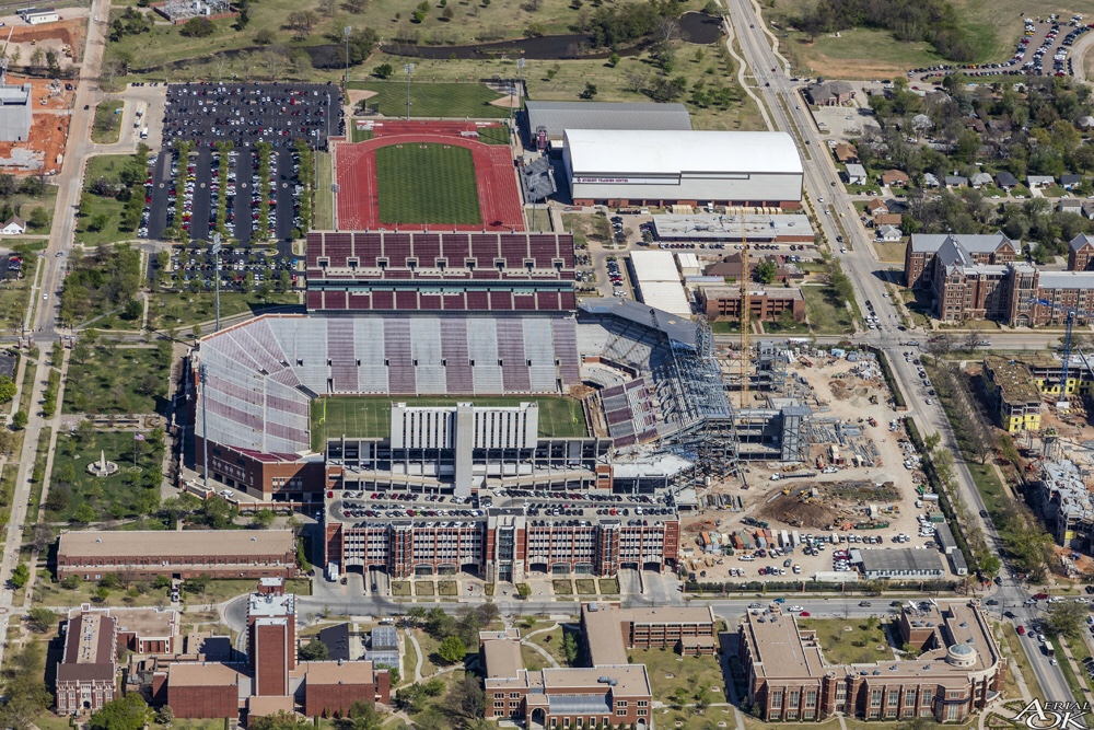 Stadium Expansion Updates - 1 - SoonersIllustrated.com ...