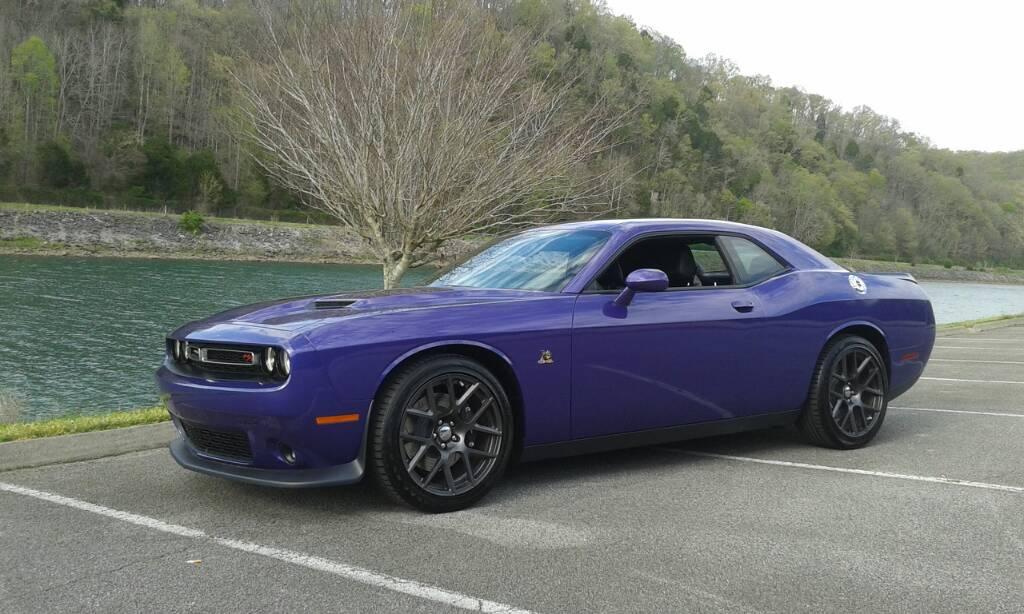 New 2016 Plum Crazy Scat Pack - Dodge Challenger Forum: Challenger ...