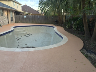 Add Spa With Pool Renovation Estimates Houston Tx