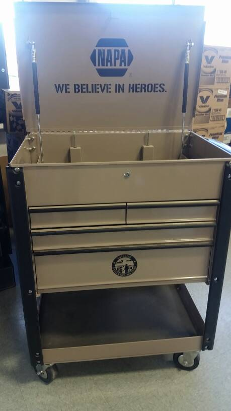 napa tool boxes - accessories - power tool forum – tools in action