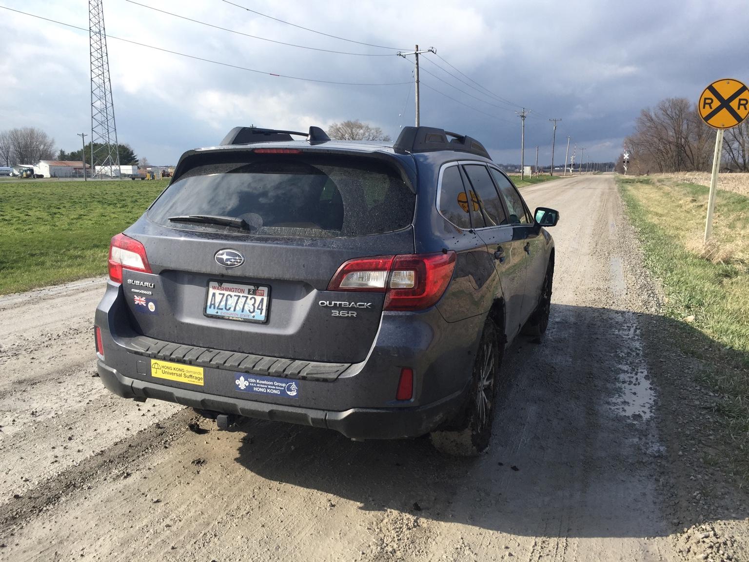 Subaru Eyesight In Car Wash