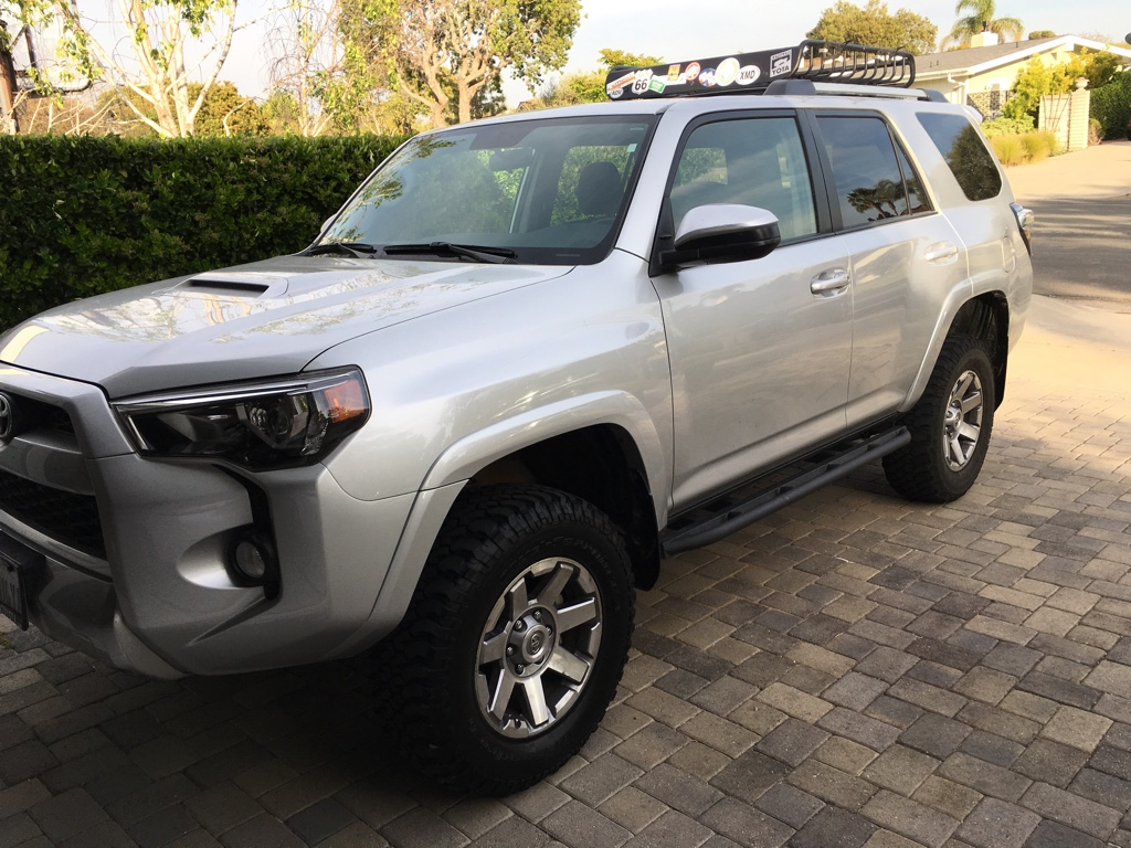silver 4runners pics page 5 toyota 4runner forum largest 4runner forum. Black Bedroom Furniture Sets. Home Design Ideas