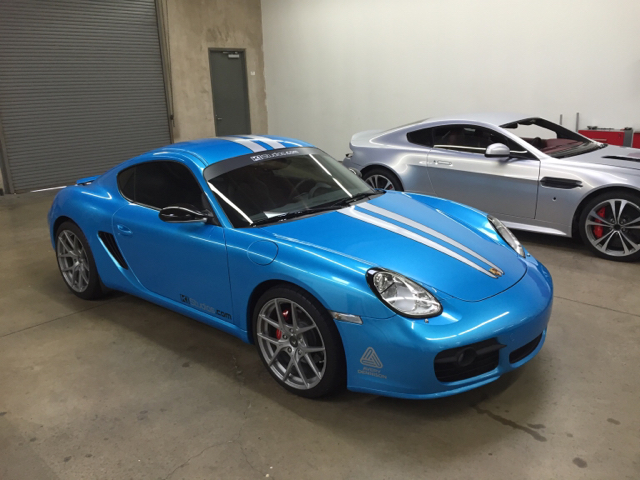 wrapping my 987 cayman s. Black Bedroom Furniture Sets. Home Design Ideas
