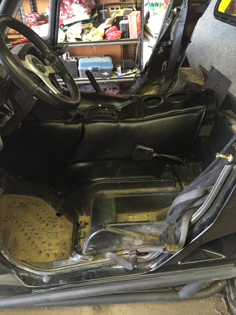 Insulated Console Cover Update Page 14 Can Am
