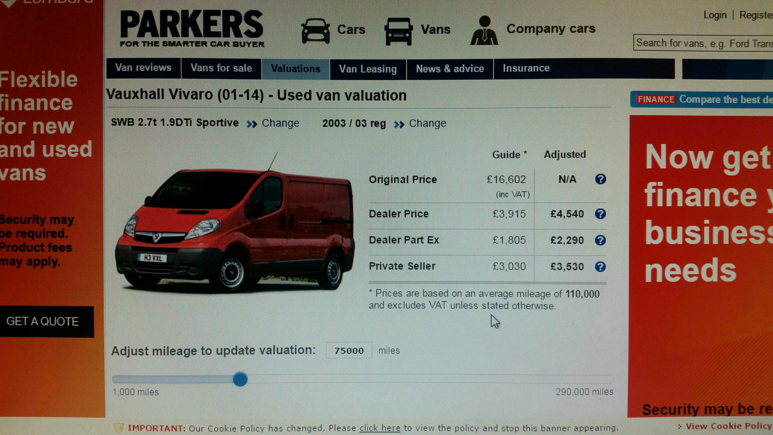 Vivaro] - New to the forum & looking for common faults / problems on