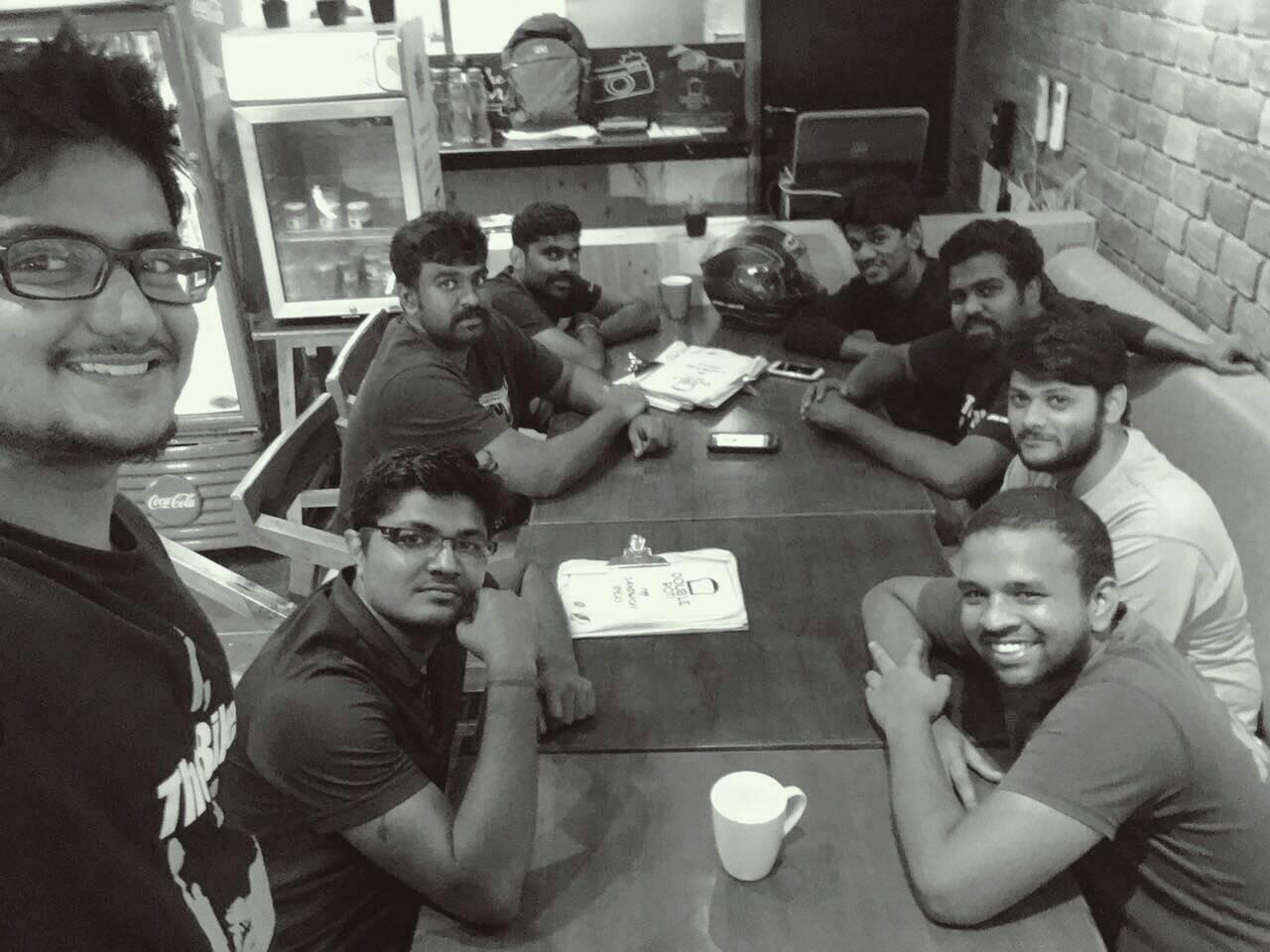 The Official Chennai Offline Meet(G2G) Thread