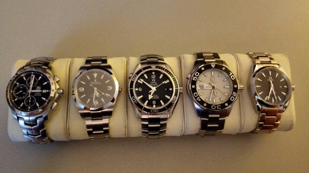 First Rolex Submariner 114060 Or 2016 Explorer 214270 Page 5