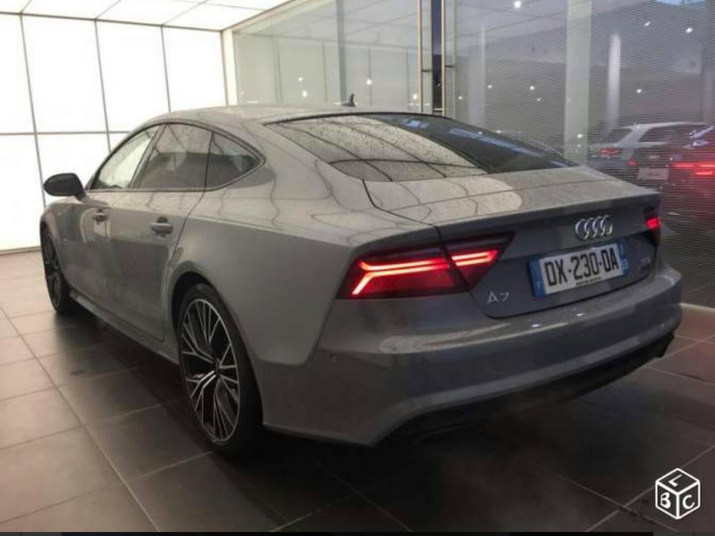 Audi A7 Bitdi Competition Nardo
