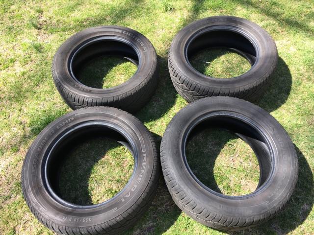 fs touareg tires 255 55 r18. Black Bedroom Furniture Sets. Home Design Ideas