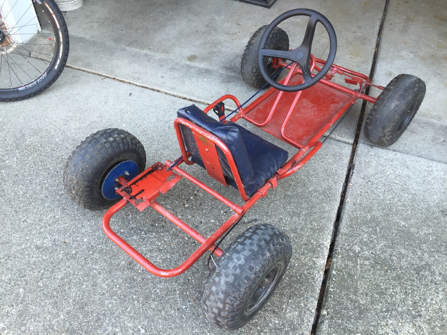 Help identifying Go Kart frame? - DIY Go Kart Forum