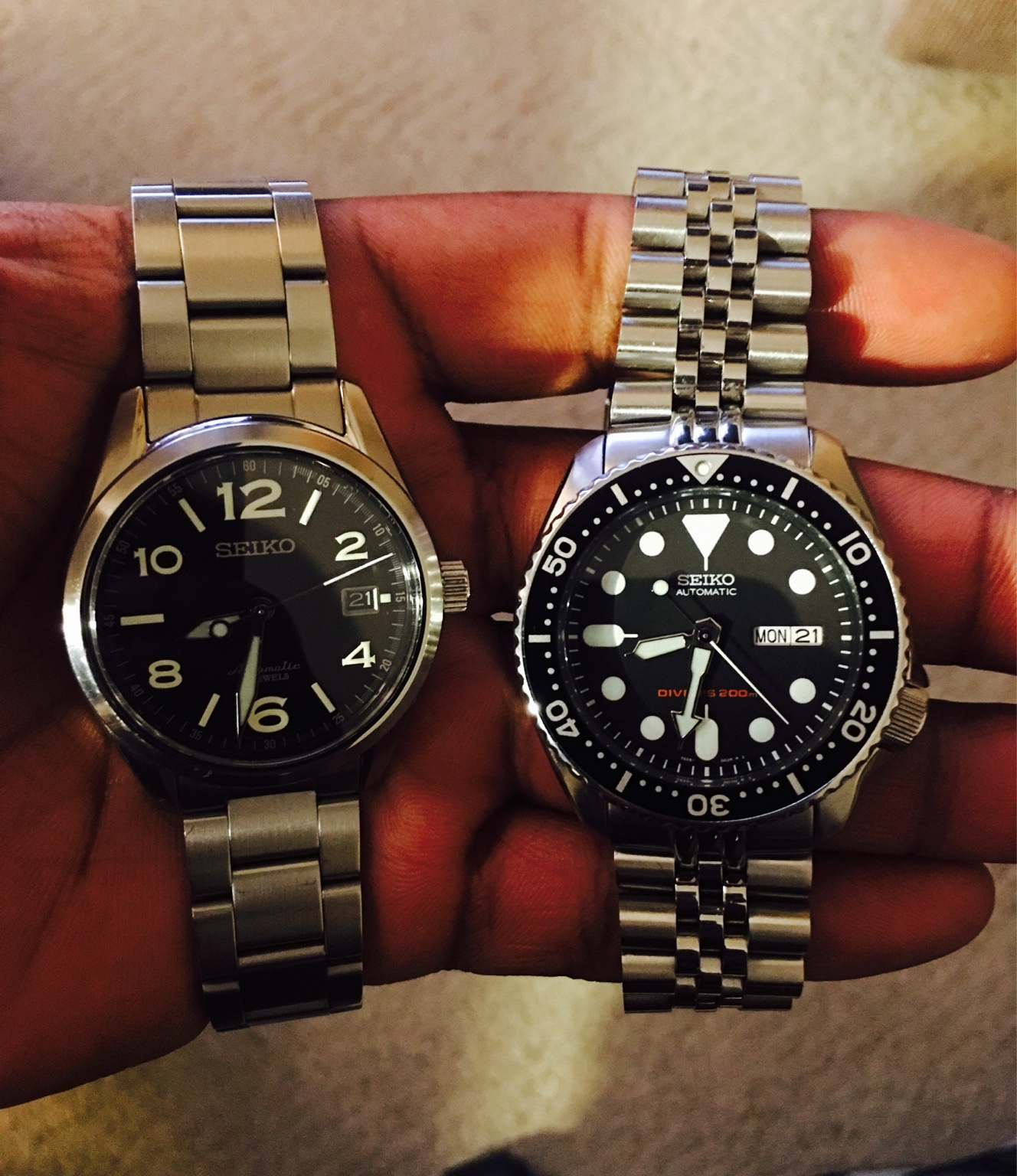 six watch my dive watches youtube favorite
