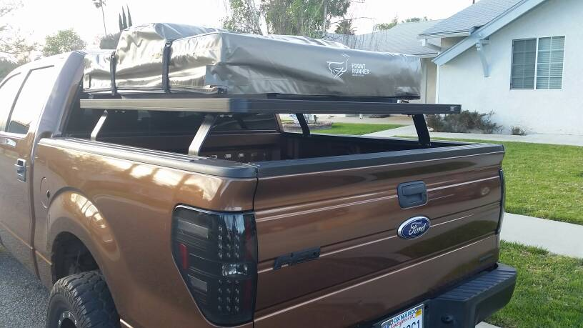 Frontrunner Bed Rack For Sale Expedition Portal