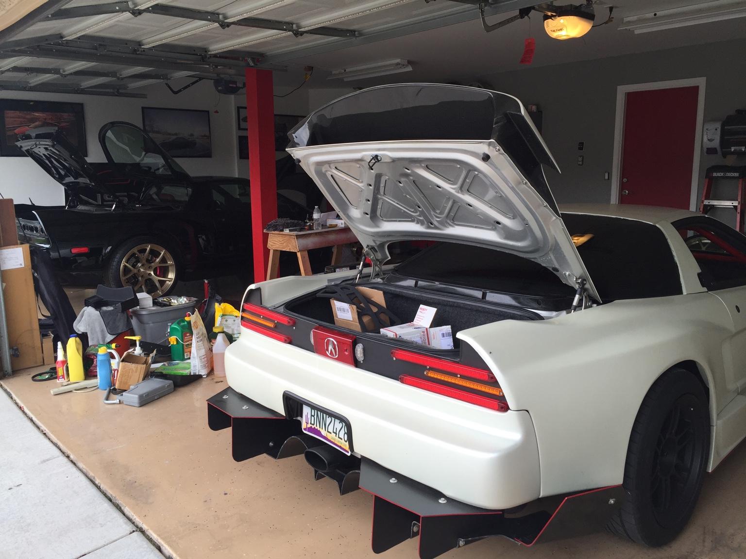 exterior custom nsx tail lights w wiring harness rh nsxprime com 04 Civic Si Wire Harness Honda Accord Radio Wiring Harness