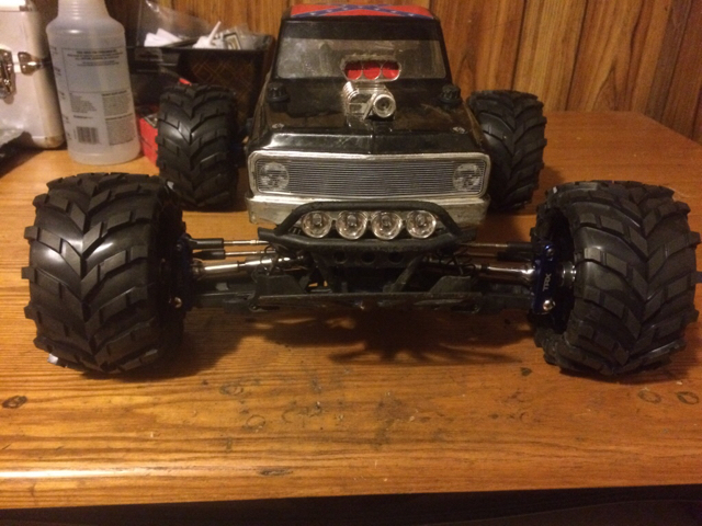 The Official Traxxas Stampede 4x4 Photo Gallery Post