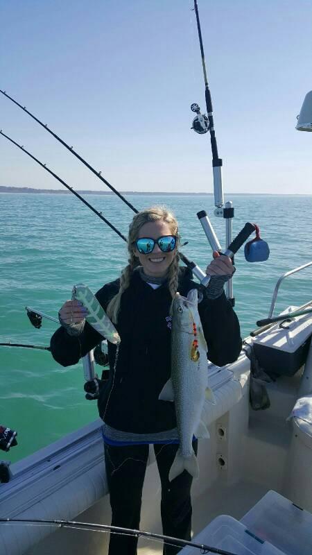 Team kick 39 r michigan city in 4 15 17 for Lake mathews fishing
