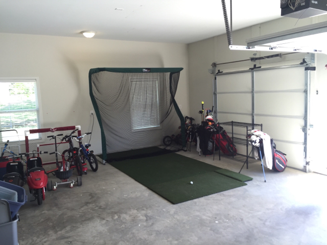 Garage - cooling during the summer - Golf Simulator Forum