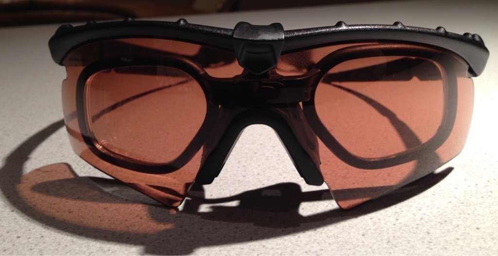 Prescription Oakley M Frame