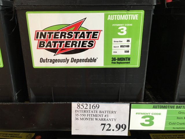 Time For A New Battery Costco Vs Dealer Mazda 6 Forums