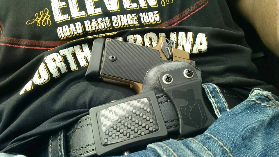 Appendix carry? Any one a fan ?? Is it a must to buy special