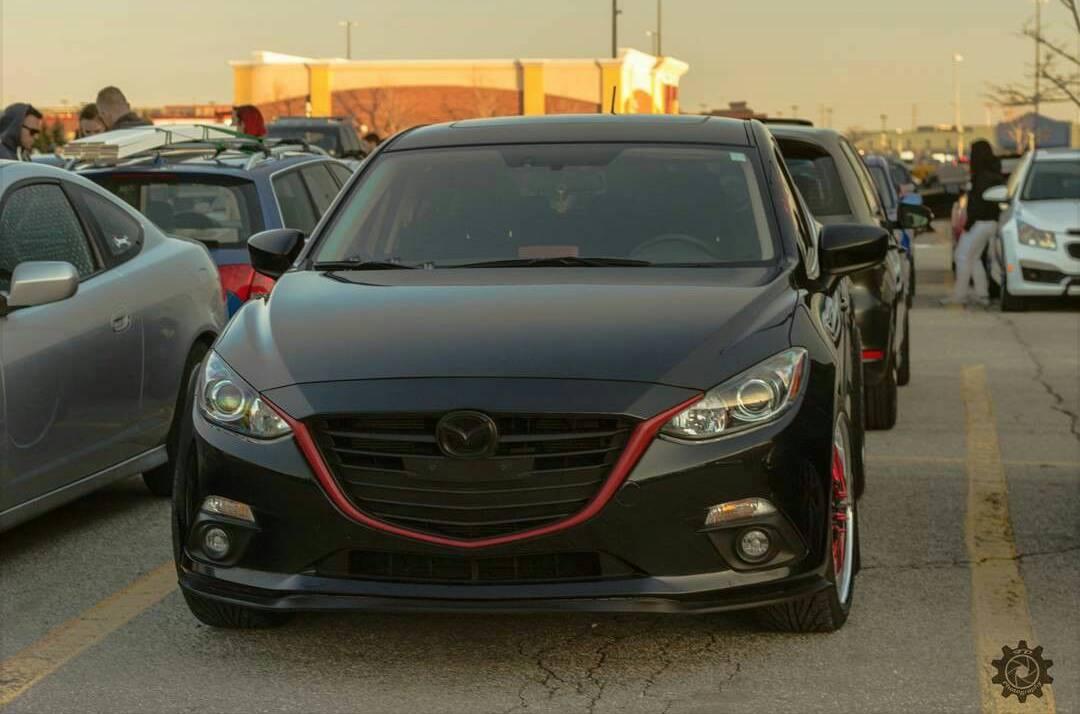 Mazda 3 modded