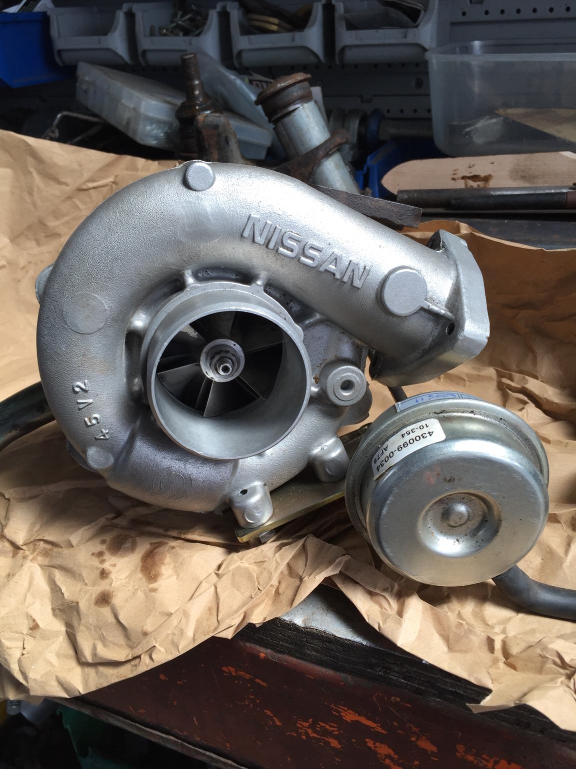 RB25 Hybrid Turbo £300 | Driftworks Forum