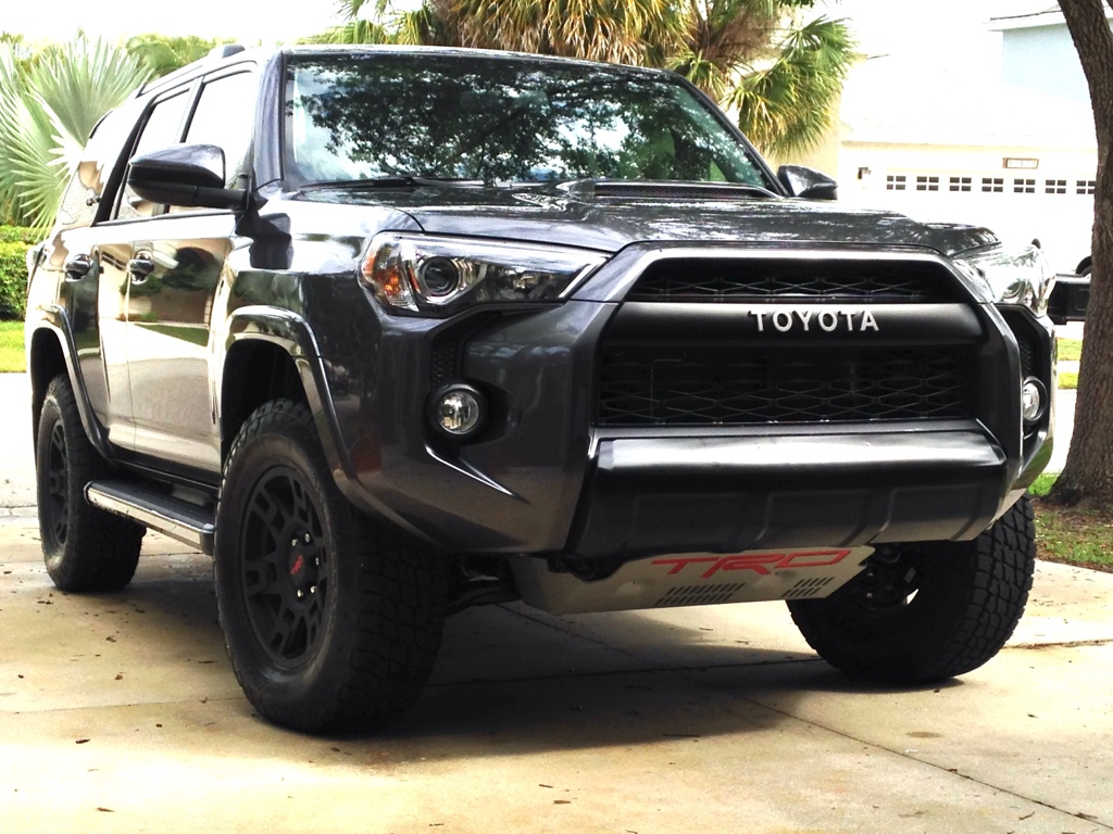 Trd Skid Plates Who Page 3 Toyota 4runner Forum
