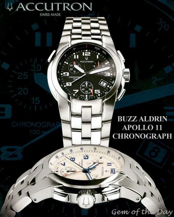 Replica Astronaut Watch by Bulova - Page 30
