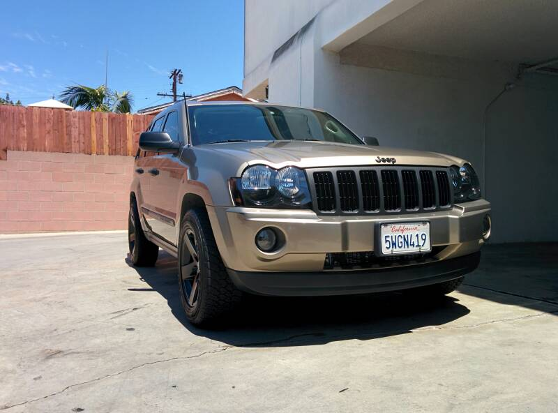 2006 Jeep Grand Cherokee 2008 Trial And Error Headlights
