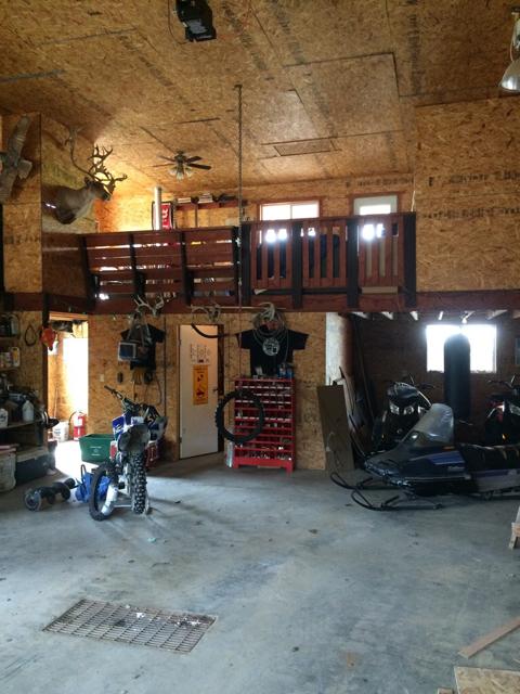 Man Cave Garage Edmonton : Let s see your man cave garage shop page