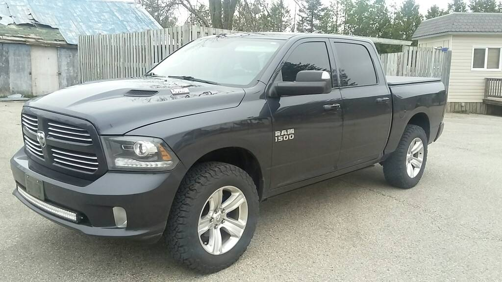 BF Goodrich T/A K02 on RAM Big Horn - Page 2 - DODGE RAM ...