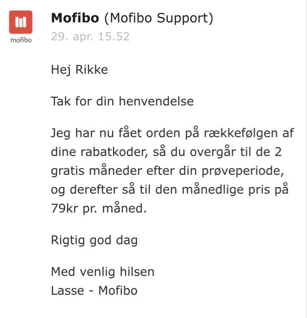 mofibo flere brugere