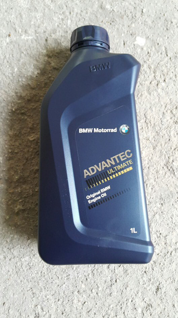 Bmw r1200gs lc engine oil adventure rider for Bmw approved motor oil