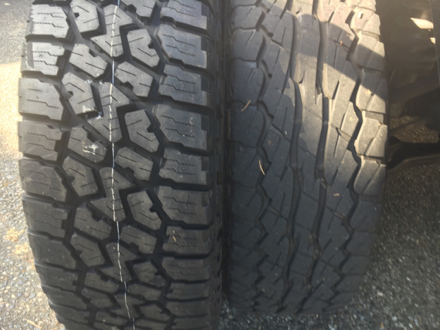 New Falken At Tire A T3w Page 6 Toyota 4runner Forum