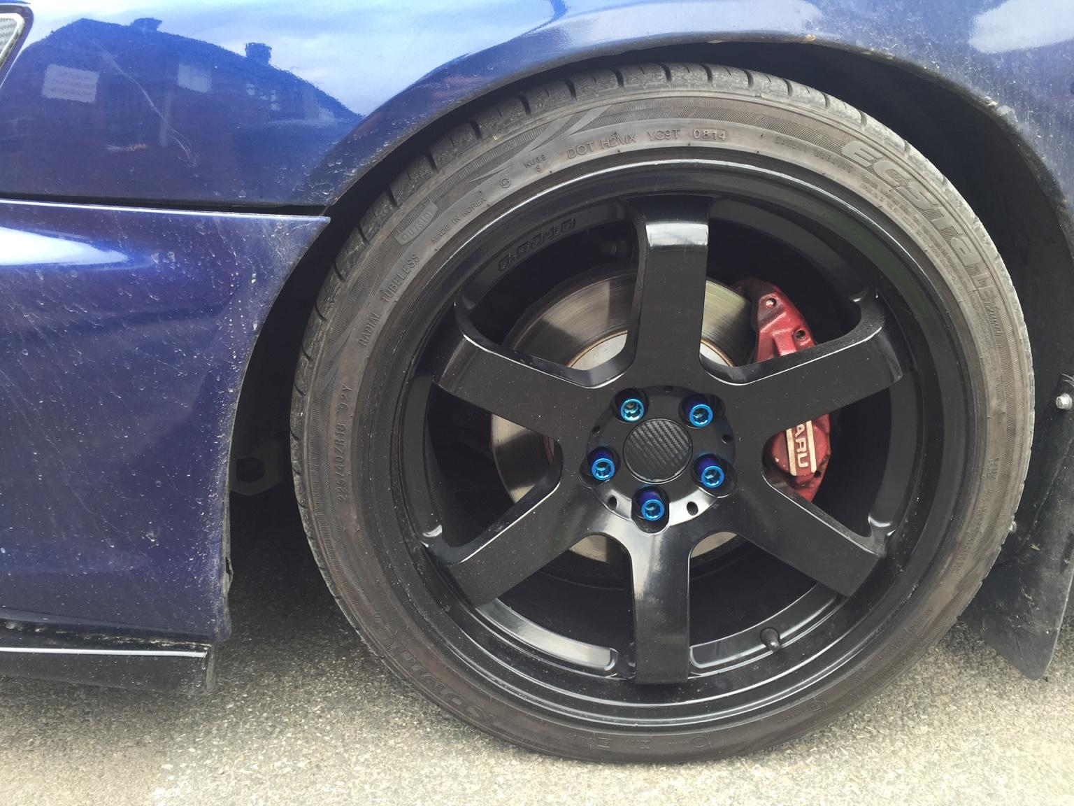 """Bola B1 18"""" alloy wheels - Subaru Parts For Sale - Subaru ..."""