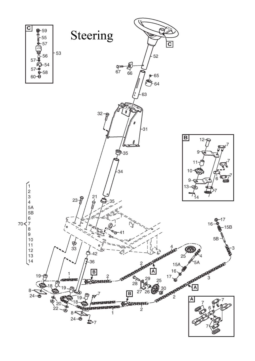 52 Cadillac Wiring Diagram Auto Electrical Citroen Vacuum Eftermontera Servo P U00e5 Stiga Park U2022 Maskinisten