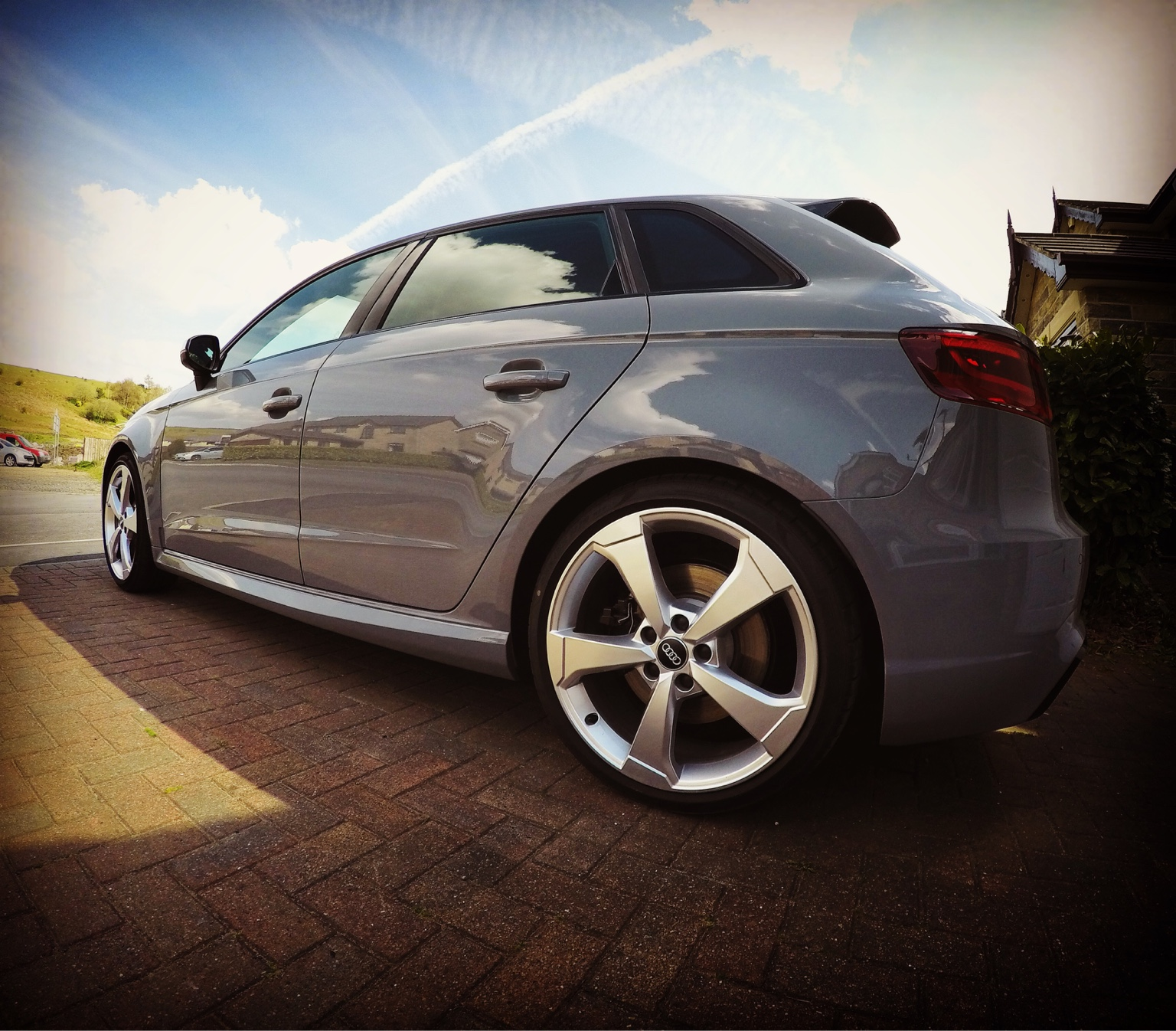 rik 39 s nardo thread members rides garage official audi rs3 owners club forum. Black Bedroom Furniture Sets. Home Design Ideas