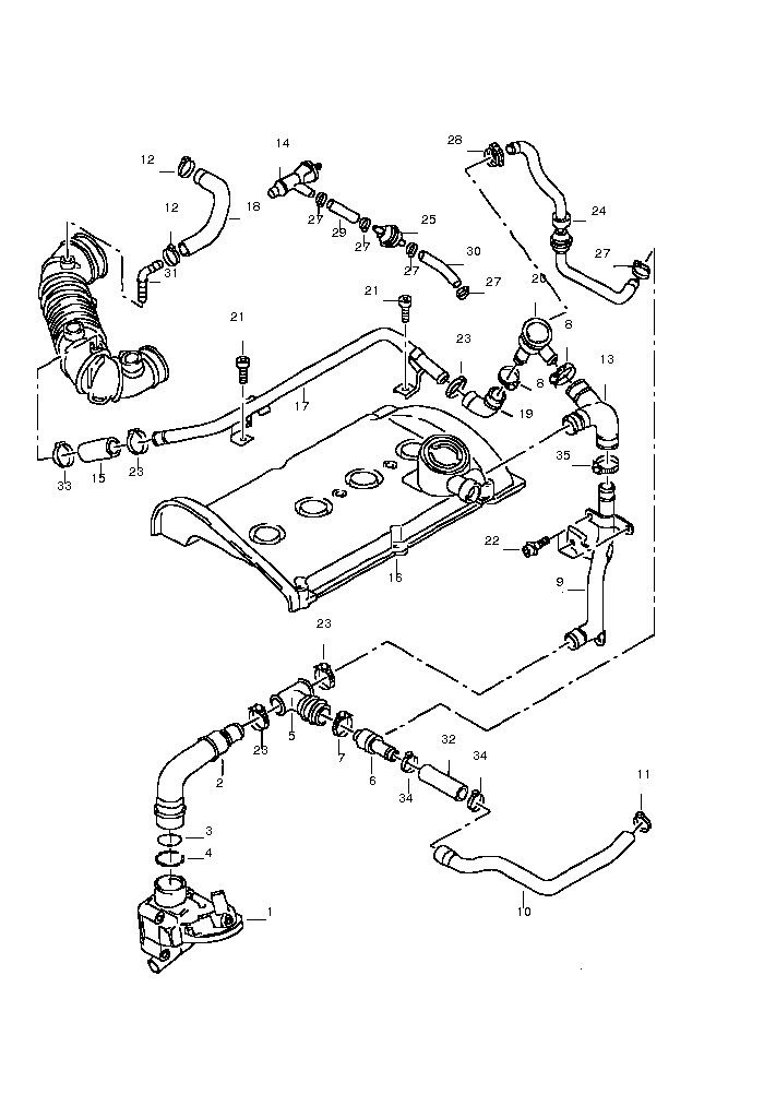 03 passat 1 8t engine diagram