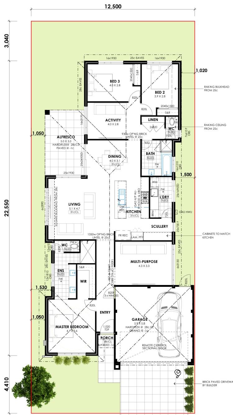 M&K - Lauren Steadman Homes in Amberton Estate, Eglinton