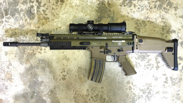 Scar 16/17 upgrade guide thread [Archive] - Calguns net