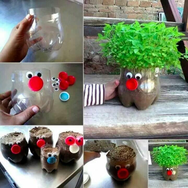 Интересные идеи для дет сада своими руками