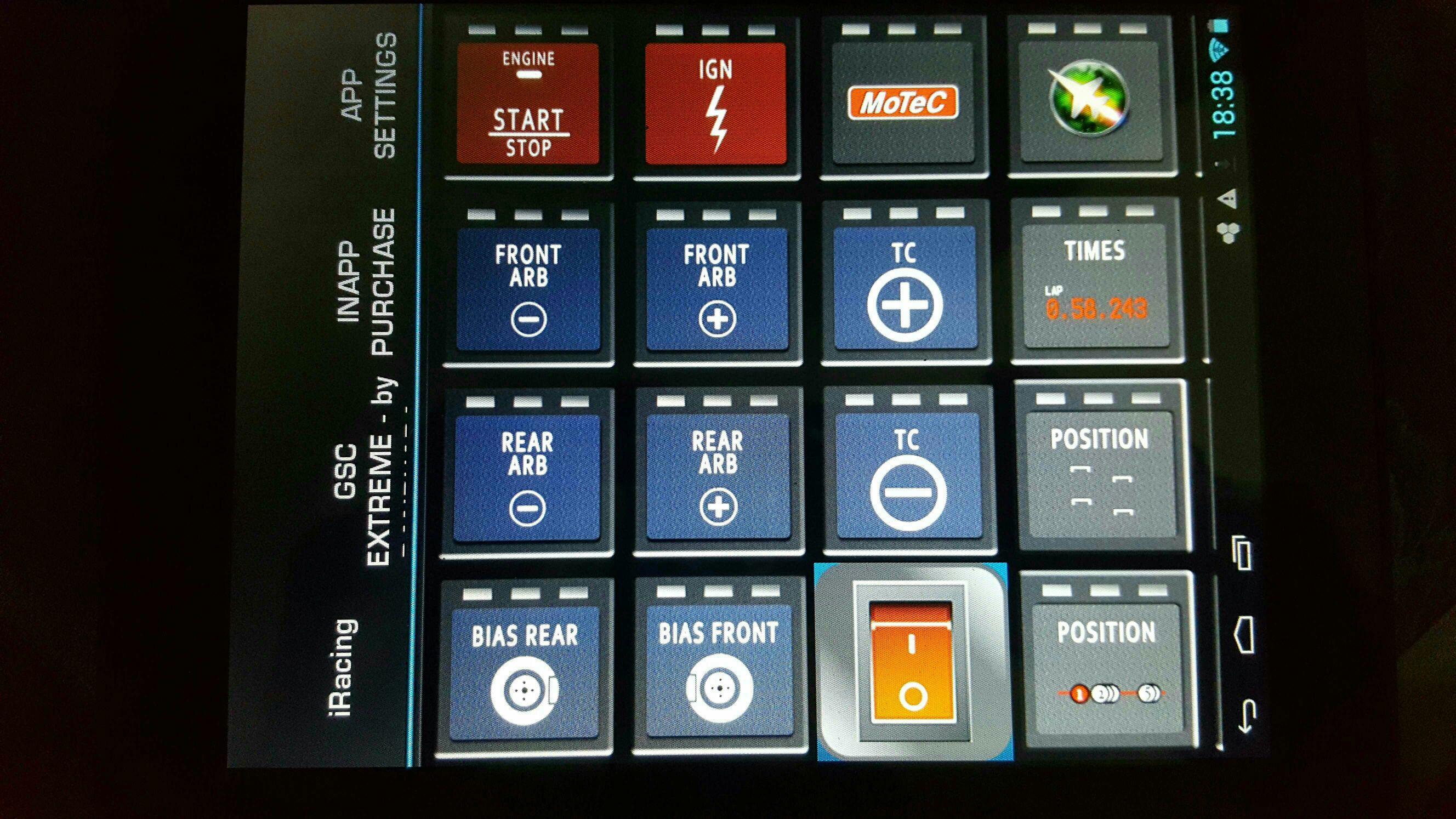 Button Box für Tablet und/oder Smartphone [Archiv] - Virtual