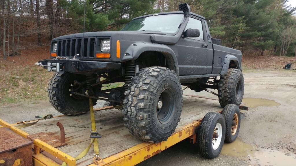 2016 Jeep Comanche >> 1989 Jeep Comanche