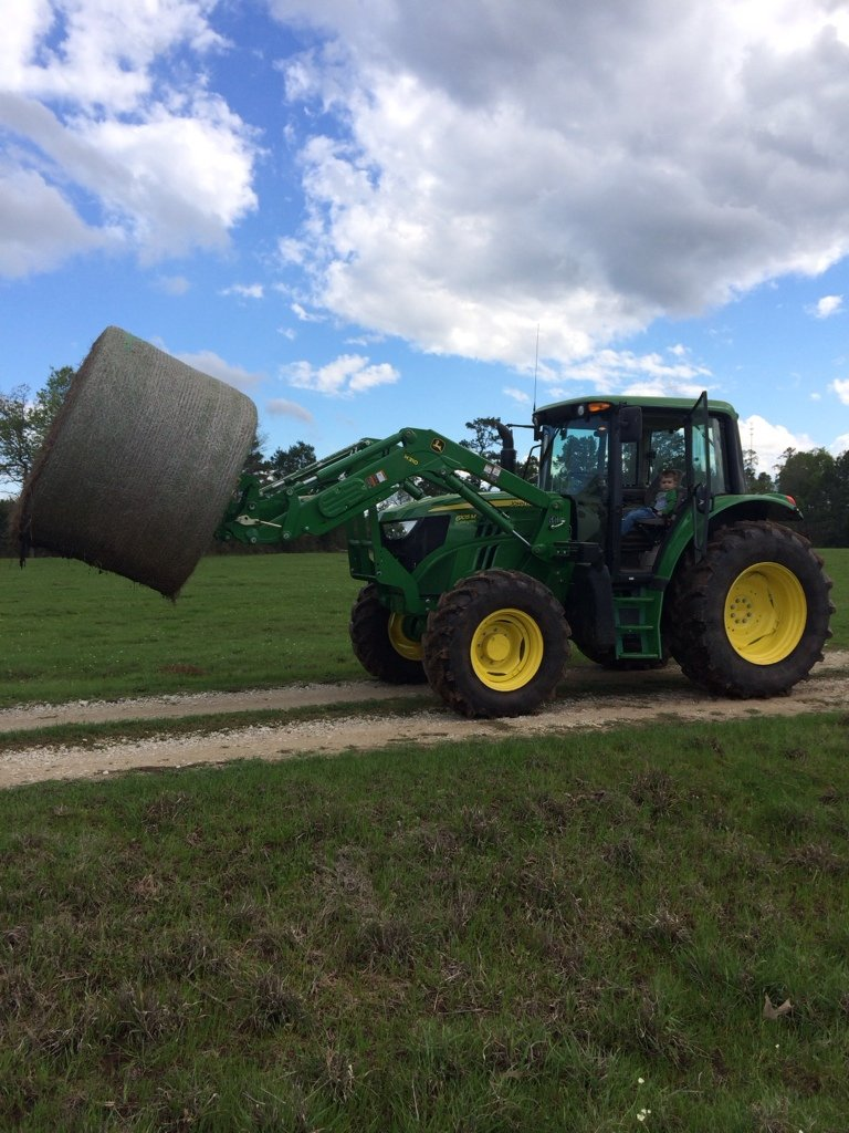 Question for all the Tractor Guys?? - TexasBowhunter com Community