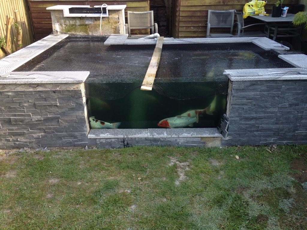 New Pond Starting Digging Next Week