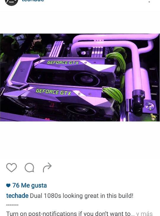 [Oficial] GeForce GTX 1080 & GeForce GTX 1070