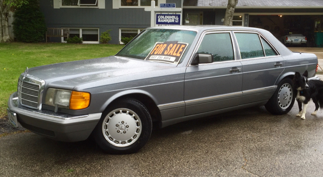 Value of daily driven 1988 300se mercedes benz forum for 1988 mercedes benz 300se