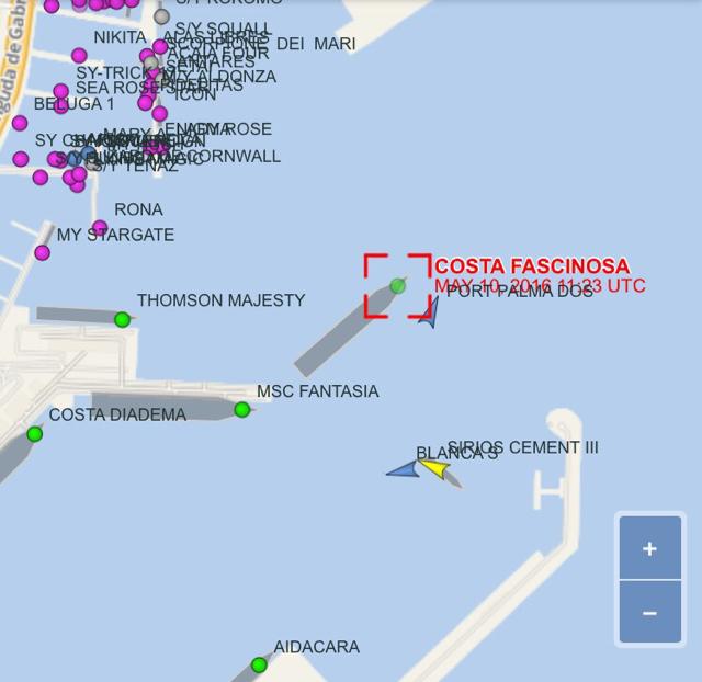 Nave per palma de maiorca la cura dello yacht for Palma de maiorca dove soggiornare