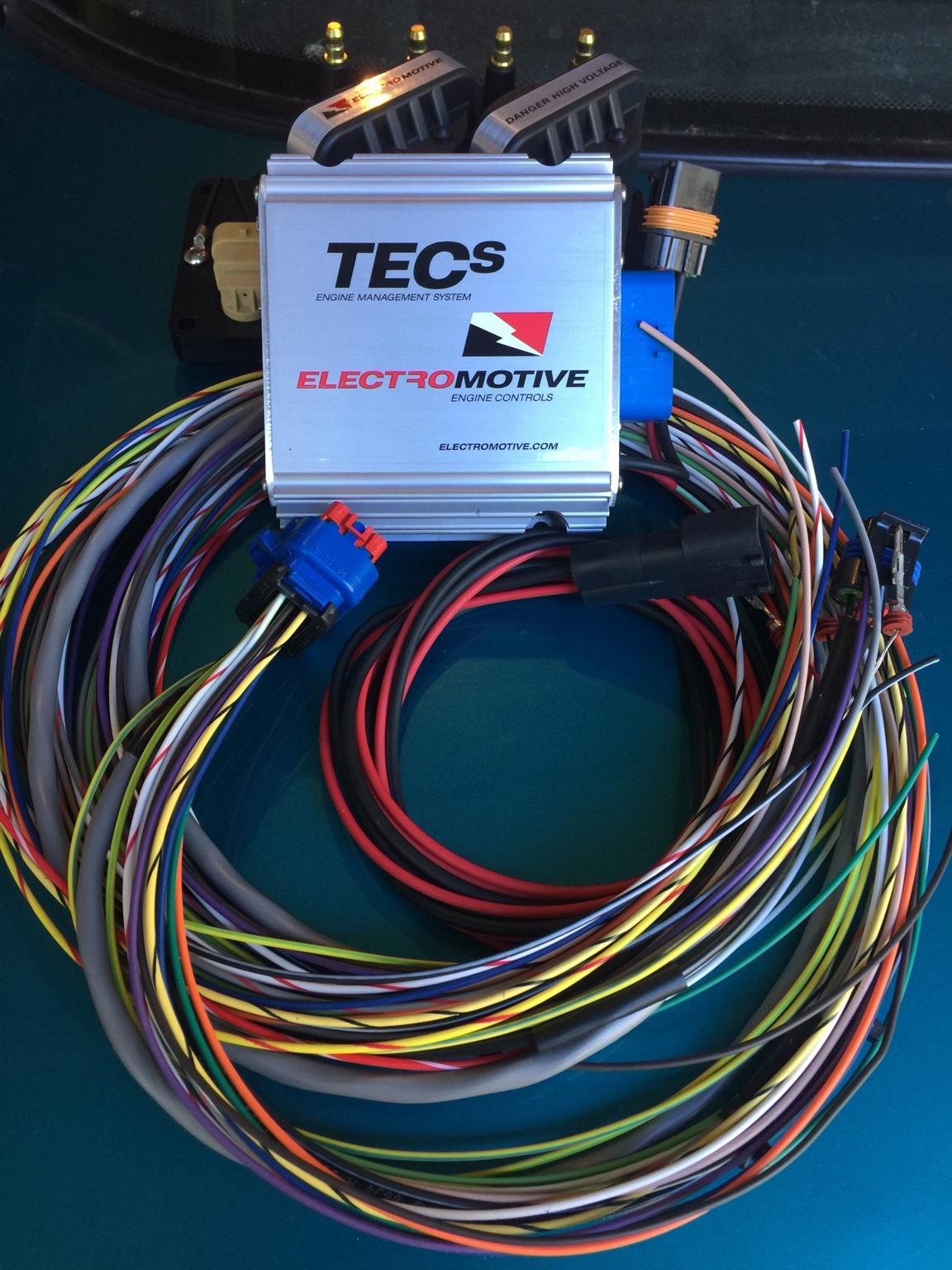 Electromotive engine management